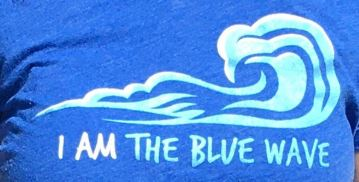 I Am the Blue Wave